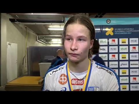 Justus Kainulainen – MM-kisojen pistepörssin voittaja