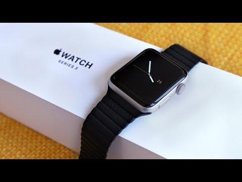 Apple Watch Series 3 Unboxing & erster Eindruck! - felixba streaming vf