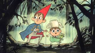 Preview - Over the Garden Wall: A Storybook thumbnail