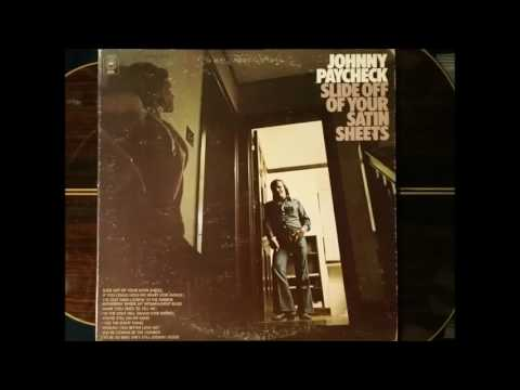 Johnny Paycheck - Slide Off of Your Satin Sheets {LP}