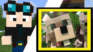 Best DanTDM Minecraft Animation - TheDiamondMinecart Animation - Trayaraus - School Kids