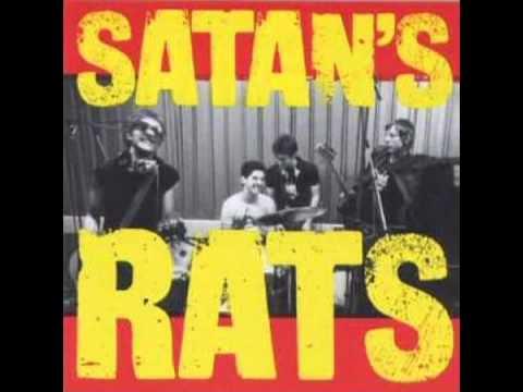 Satan's Rats - Tin God