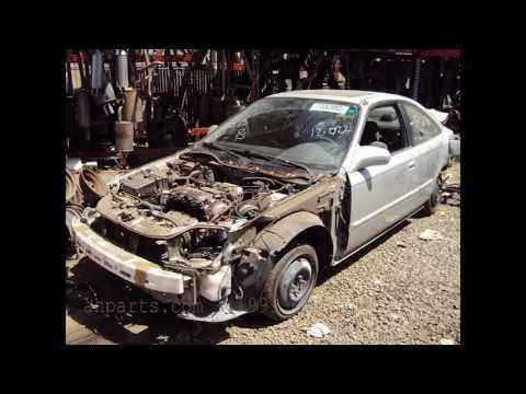 1999 Honda Civic EX parts AUTO WRECKERS RECYCLERS ahparts.com Acura used