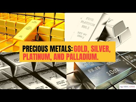 Gold and Silver, How and where to buy precious metals wholesale. | Mike Addis