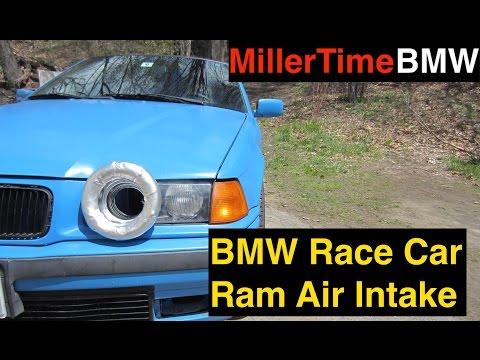 BMW Ram Air Intake - Season 2 Episode 3