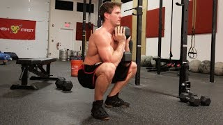 Full Body 20 Minute Pyramid Style Workout! | BODYWEIGHT & DUMBBELLS!