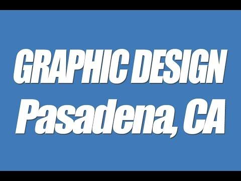 Pasadena CA Graphic design professional local business web graphics Logos headers banners 91001 9110