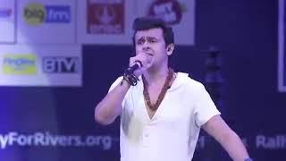 देशभक्ति Sonu Nigam Live Full Concert at IGL Stadium- Delhi -Rally For River-Sing Patriotic Song