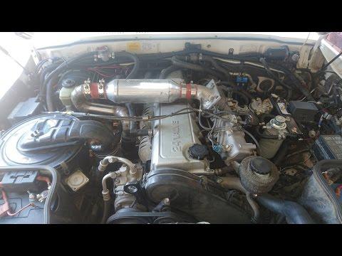 1HD-FT Exhaust - 24 valve symphony