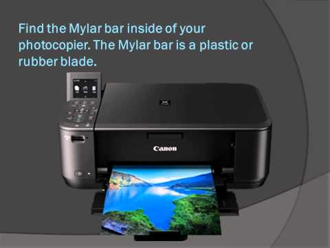 How To Clean A Photocopier Drum