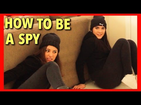 How To Be A Super Spy - USELESS TIPS EP. 10