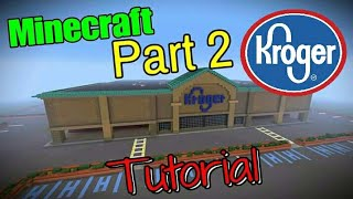 Minecraft kroger Tutorial -Deel 2