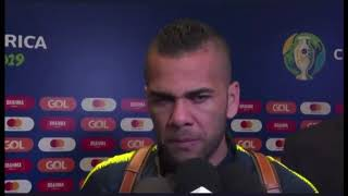 Dani Alves Confirms PSG Departure After Two Years With Ligue 1 Giants