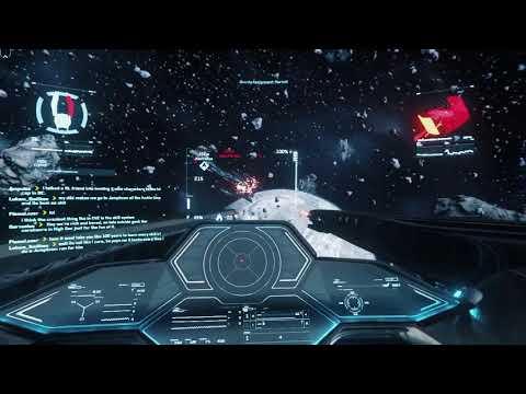 Star Citizen: Banu Defender Vs Constellation Andromeda 10000 AUEC Bounty Mission