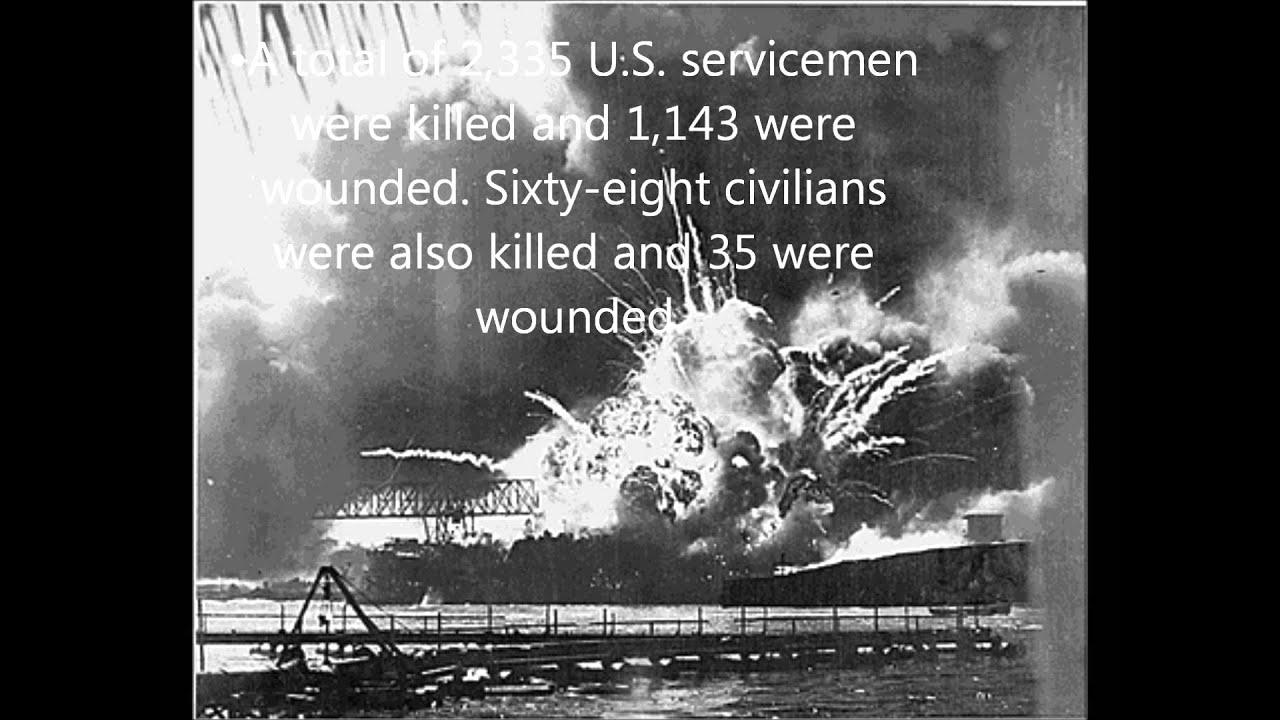 Pearl Harbor Facts Ci360