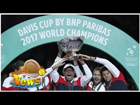 Davis cup shake-up as itf unveils world cup of tennis