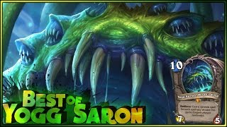 Hearthstone Best of Yogg-Saron - Funny and lucky Rng Moments