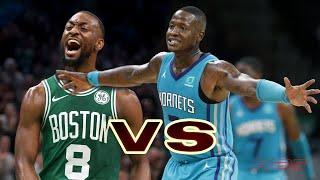 Boston Celtics vs Charlotte Hornets - Regular Season - Nov, 7 - NBA 2K20