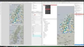 Väderprognos med QGIS, Python och SMHI API