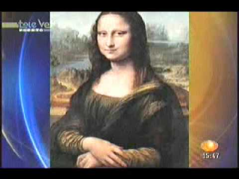 La Mona Lisa Guarda Secreto Youtube