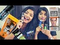 Women Buy & Try Men's Products | For the First Time ? | Reviewing Men's Products