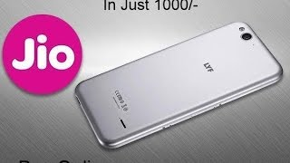How Buy Jio 1000 Rupees Mobile Online ?
