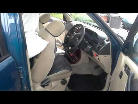 Nissan terrano Camper conversion