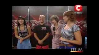 «The X-factor Ukraine» Season 3. Casting in Odessa. part 4