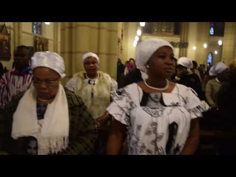 Ghana Catholic Mission Hamburg Christmas 2016