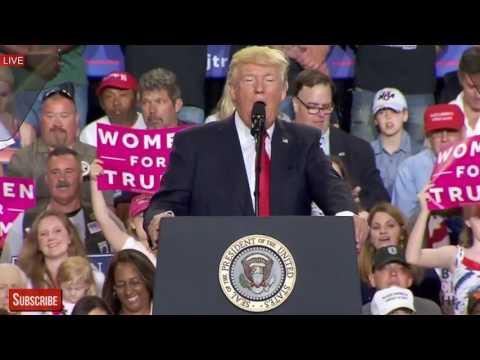 GIGANTIC & MASSIVE RALLY: President Donald Trump 100 DAYS RALLY in Harrisburg, Pennsylvania 4/29/17