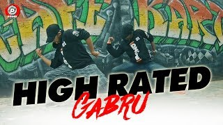 High Rated Gabru - Nawabzaade | Hiphop Dance Choreography | Deekshith & Rahul | Dzone Crew