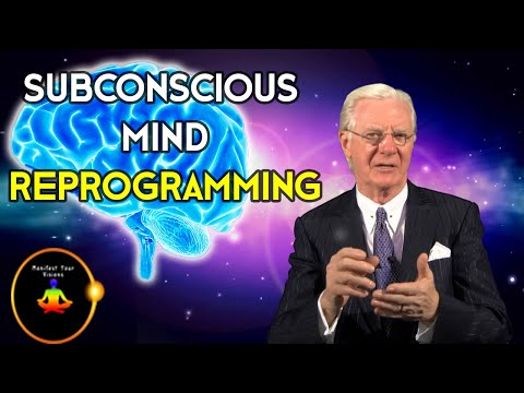 Subconscious Mind Reprogramming (Must Watch!) - Bob Proctor