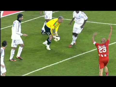 Extended Highlights Match Against Poverty in Athen 2010