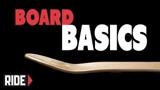 How-To Pick Your Skatęboard - BASICS with Spencer Nuzzi