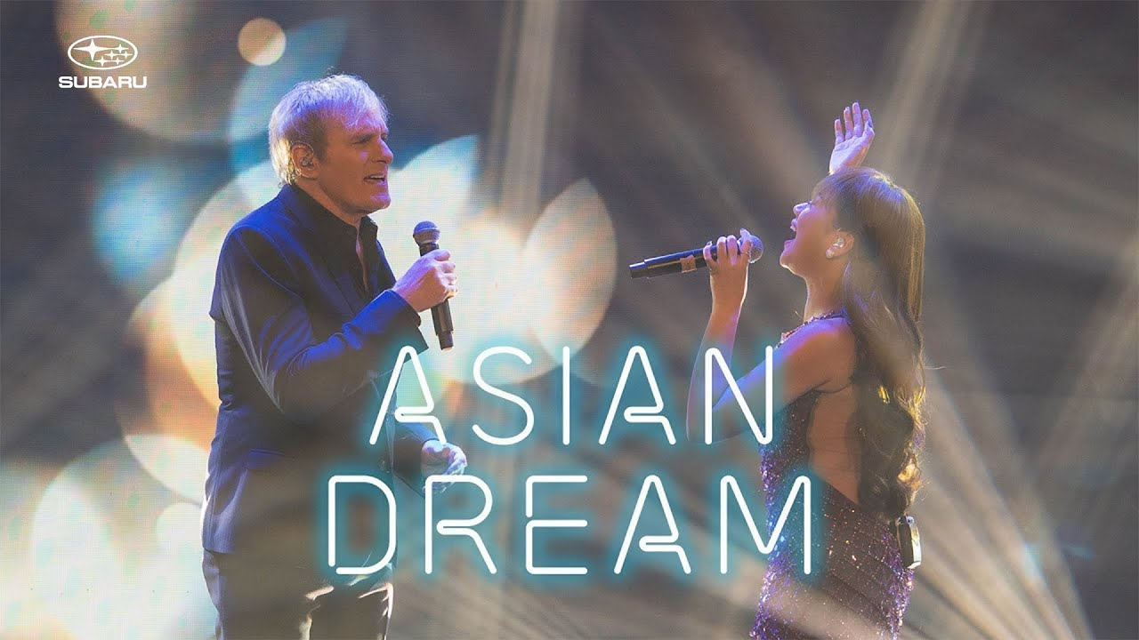 Asian Dream: When Michael Bolton sings his Grammy winning hit with Morissette