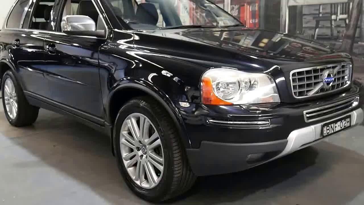2010 Volvo Xc90 Executive 3 2 Flagship Youtube