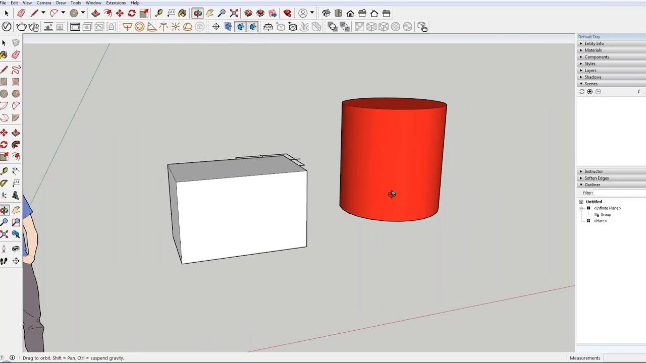 V-Ray Next for SketchUp – Realistiškų medžiagų kūrimas