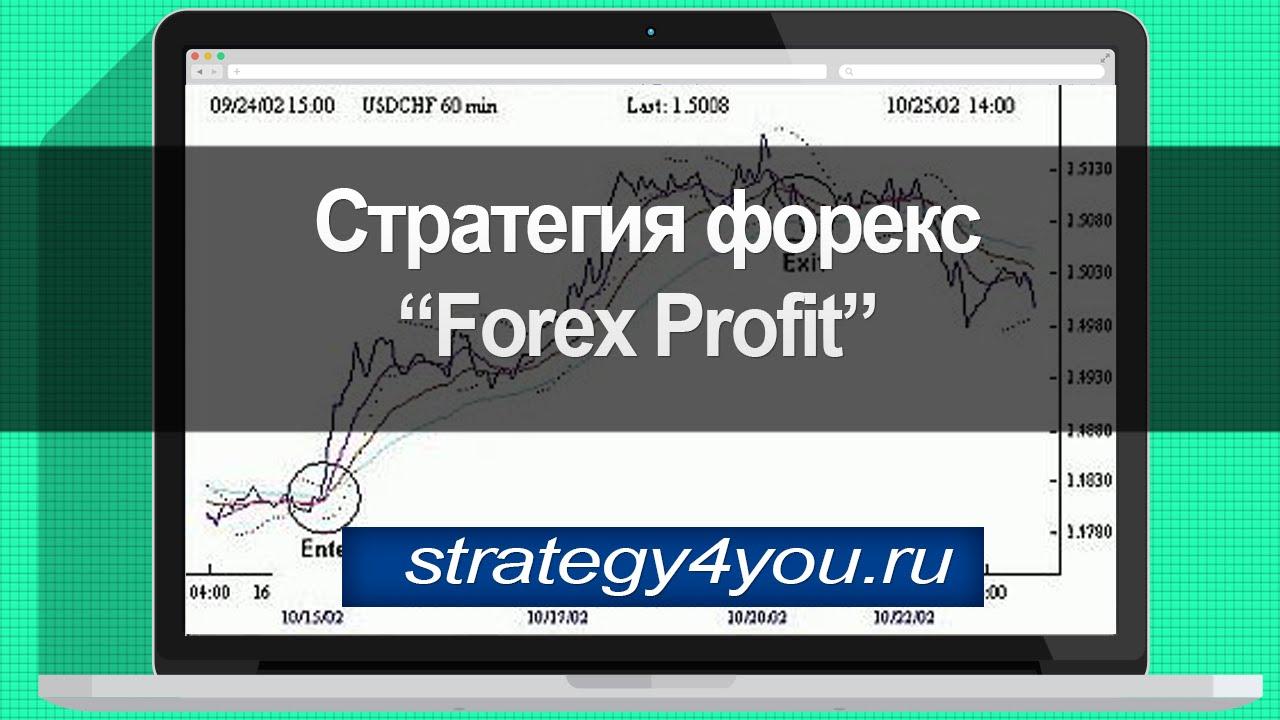 торговая стратегия форекс tc-only-profit