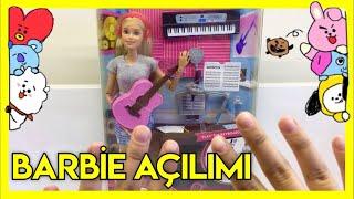 Müzisyen Barbie ve Tekli Barbie Açılımı 🎸🎤🎹