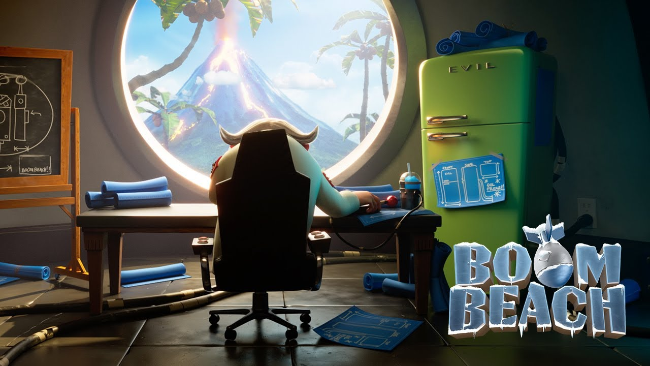 Download Boom Beach: Fight the Freeze!