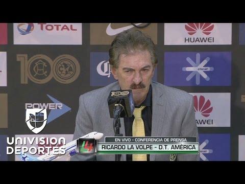"""La Volpe: """"En México llama más la atención el chisme que el análisis"""""""