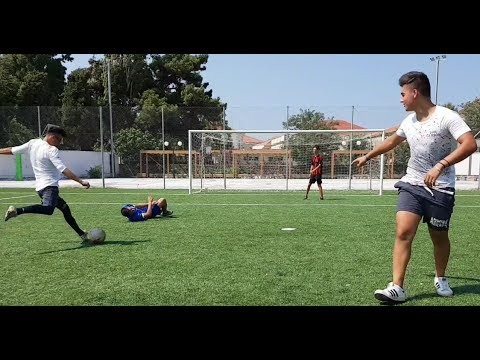 Playing Football With Some Friends  LineUp VI - YouTube