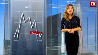 InstaForex tv news: USD trades lower again in Asian session   (14.03.2018)