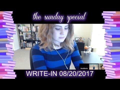 VIRTUAL WRITE-IN: 08/20/2017