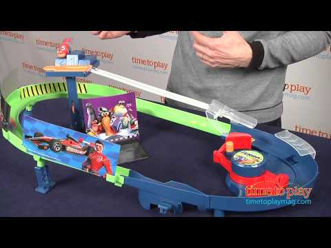 Turbo Shell Racer Sdway From Mattel
