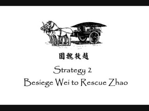 Strategy 2 Besiege Wei to Rescue Zhao