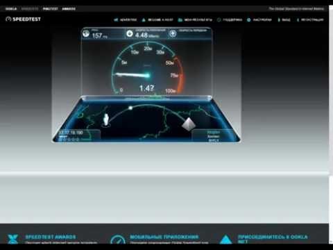 Тест скорости 3G операторов Республики Беларусь (velcom, МТС, Life:))
