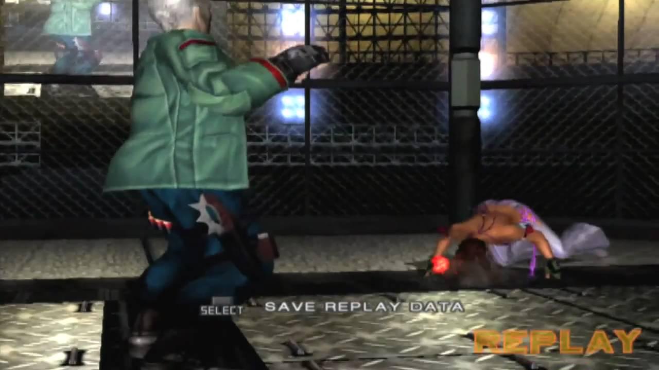 Tekken 7 Bryan