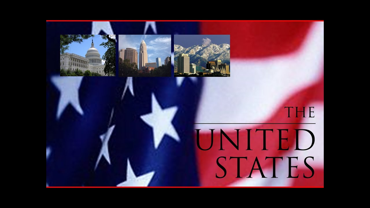 The United States PowerPoint Presentation YouTube - Map of united states for powerpoint presentation