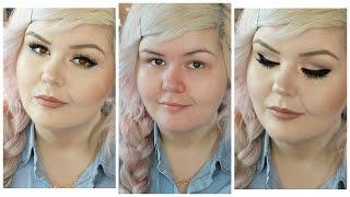 everyday makeup one brand drugstore tutorial   wet n wild